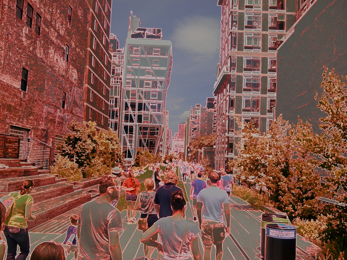 The High Line (NYC, 2012)