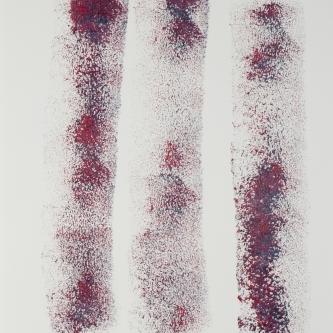 3V-red & grey #3 1.2012 (12''x16'')