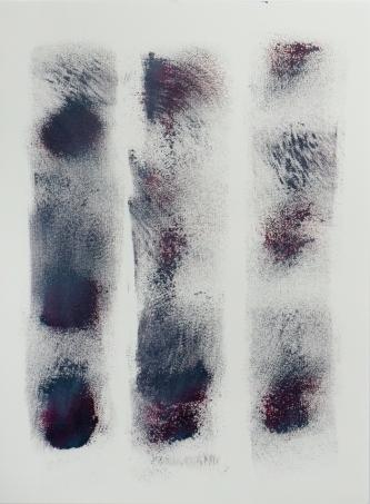 3V-red & grey #6 1.2012 (12''x16'')