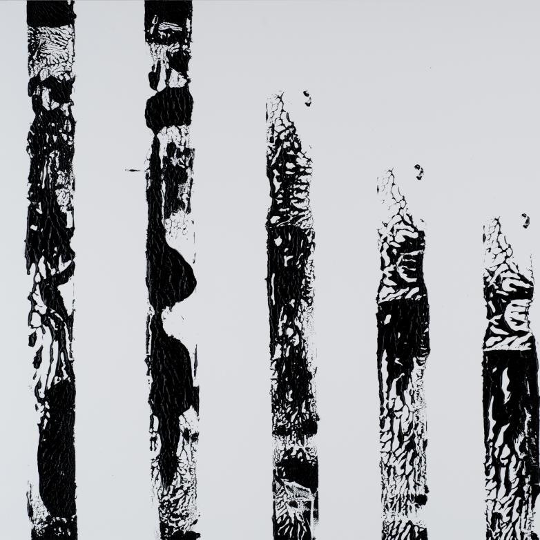 7 verticales #3b 6.2013 (13''x19'')