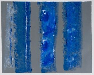 V-blue o grey #1 2.2012 (16''x20'')