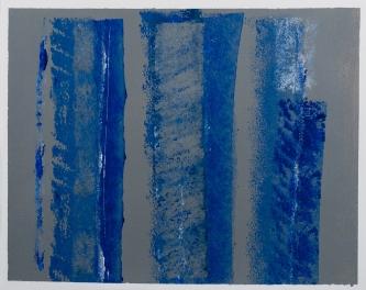 V-blue o grey #2 2.2012 (16''x20'')