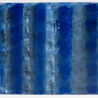 V-blue o grey #3 2.2012 (16''x20'')