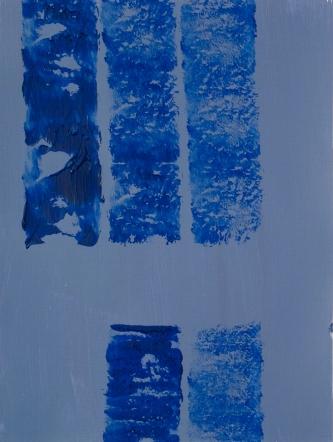 V-blue o purple #1 left 3.2012 (12''x16'')