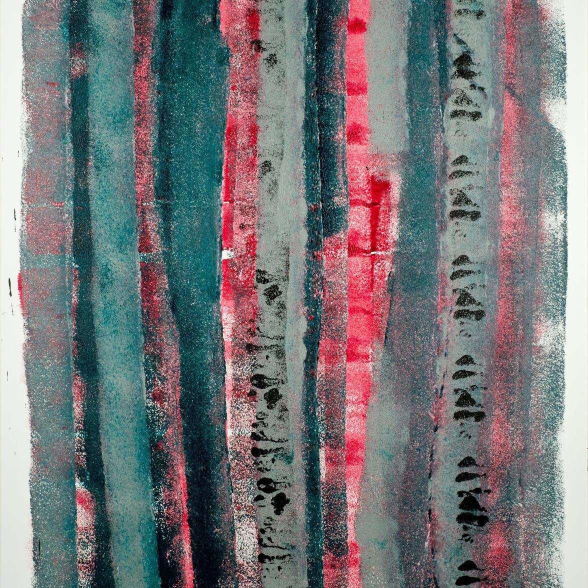 Verticales #1 G&R 1.2012 (36''x48'')